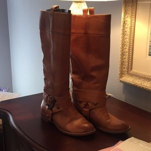 Anthropologie Shuler and Sons Riding Boots